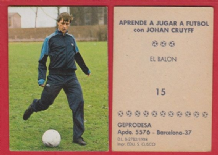 Barcelona Johan Cruyff Holland Training 15